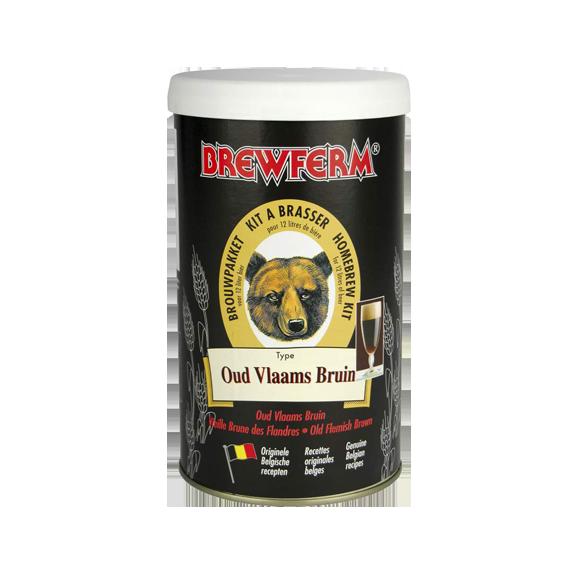 Brewferm Oud Vlaams Bruin / Vieille Brune