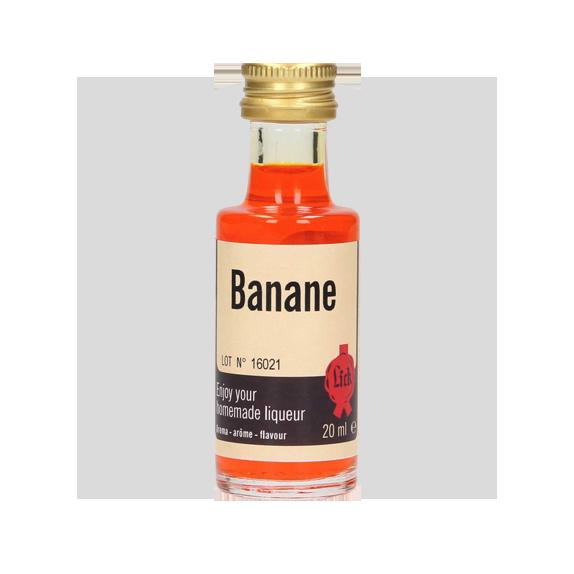 Extrait Liqueur Banane 20ml
