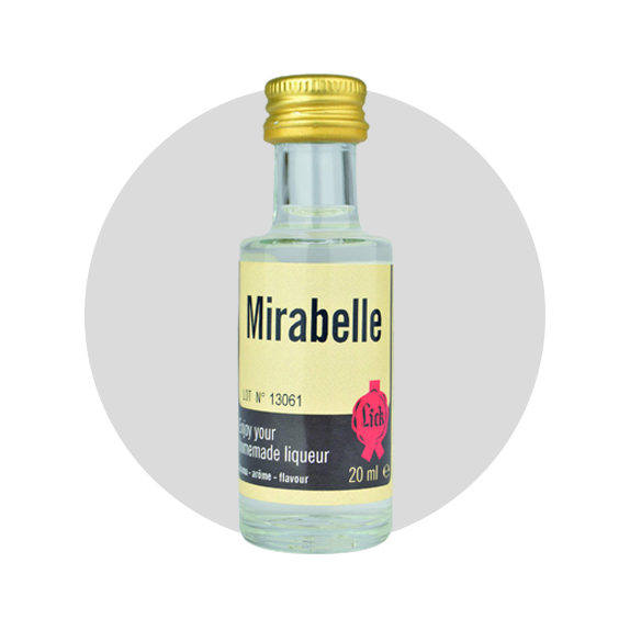 Extrait Liqueur Mirabelle 20ml