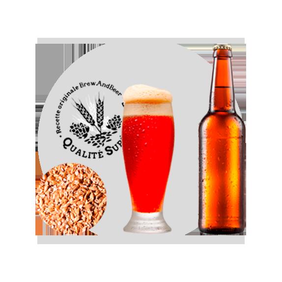 Recharge Bière Abbaye Ambrée