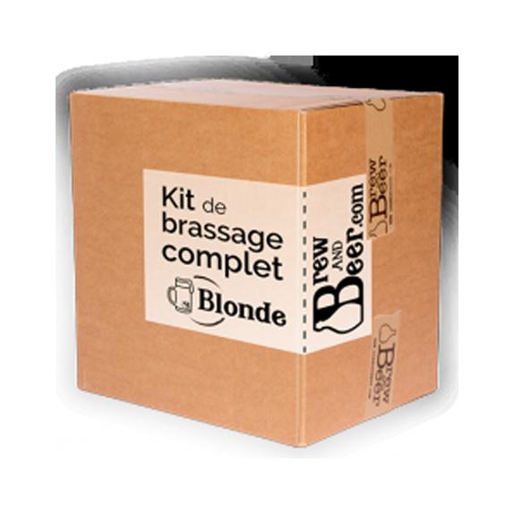 Kit de brassage Bière Blonde Ale