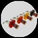 Bouchons hermétiques x 5
