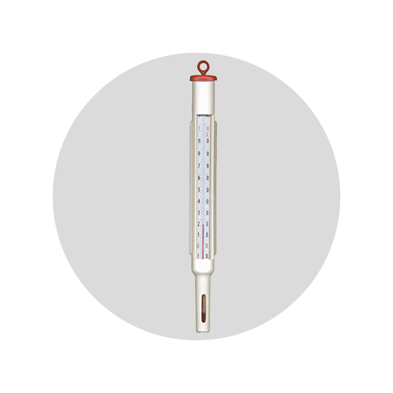Thermomètre de brassage