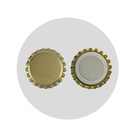100 capsules 26mm