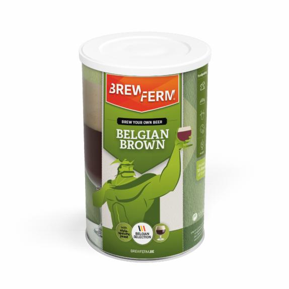 Brewferm Belgian Brown