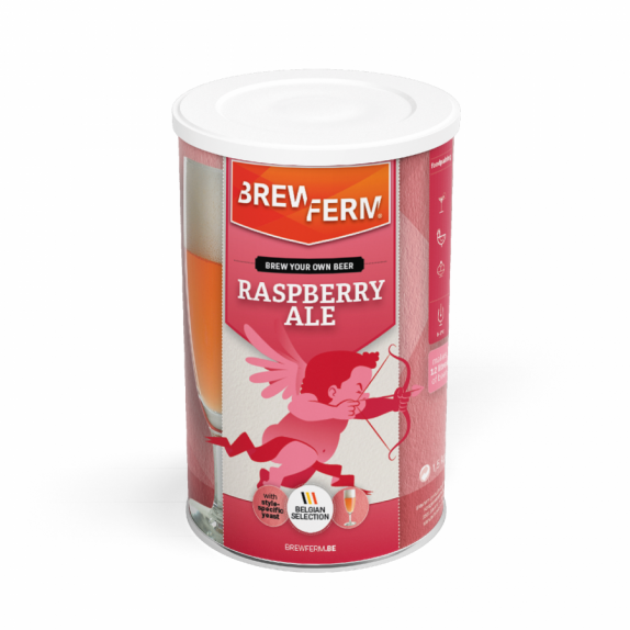 Kit Brewferm Raspberry Ale