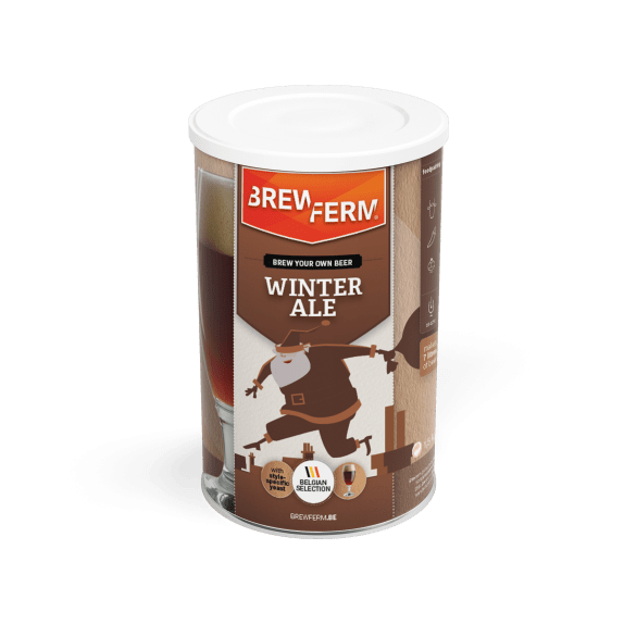 Kit Brewferm Winter Ale