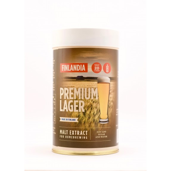 Finlandia Premium Lager description