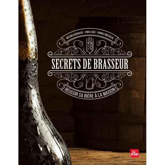 Secrets de brasseurs - Image couverture