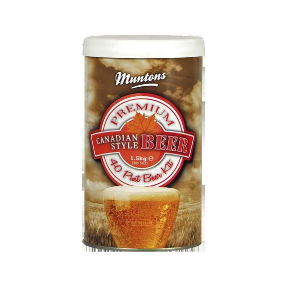 Muntons Premium Canadian Ale
