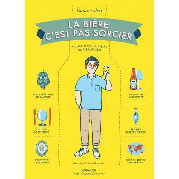 Livre La bière c'est pas sorcier