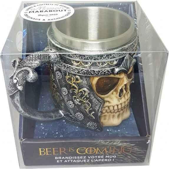 Beer is coming