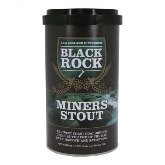 Kit Bière Black Rock Miner's stout