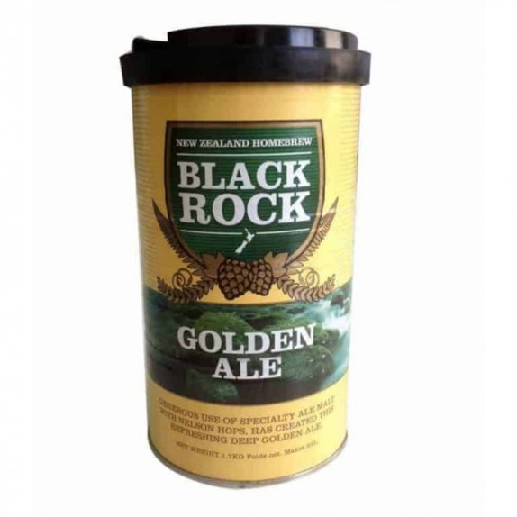 Kit Bière Black Rock Golden Ale
