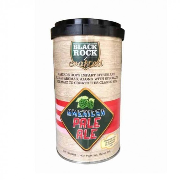 Kit Bière Black Rock American Pale Ale
