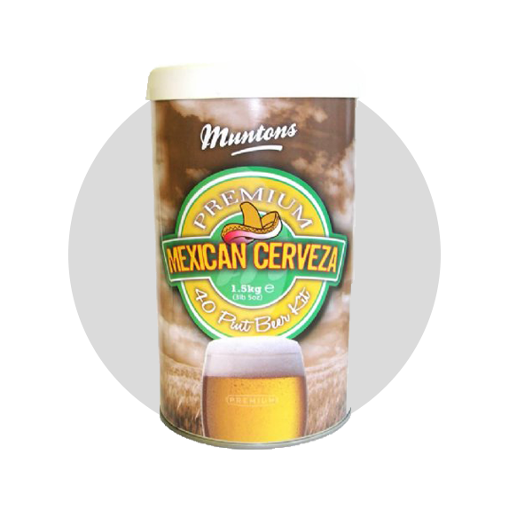 Muntons Premium Mexican Cerveza