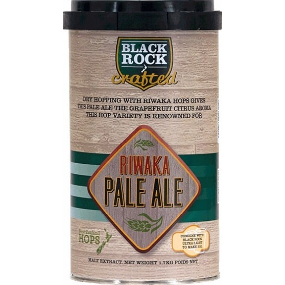 Kit Bière Black Rock Riwaka Pale Ale