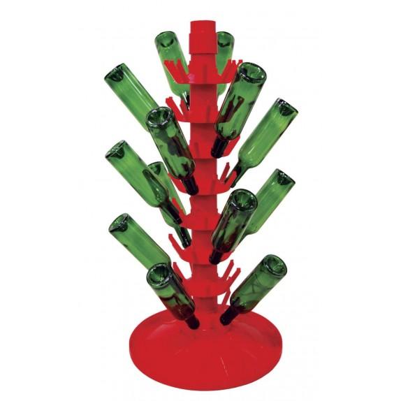 Égouttoir rotatif 81 bouteilles