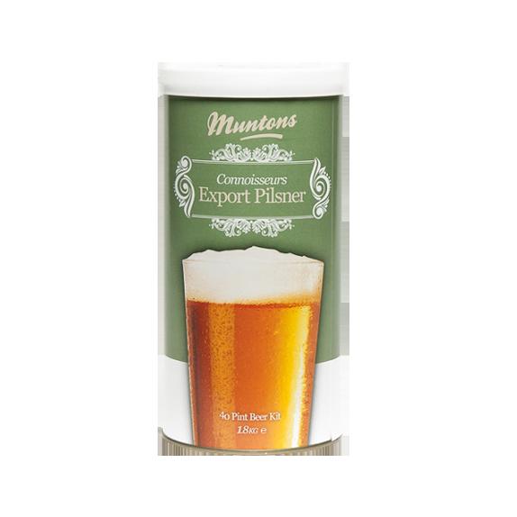Muntons Connoisseurs Export Pilsner