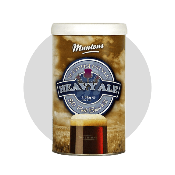 Muntons Premium Scottish Heavy Ale