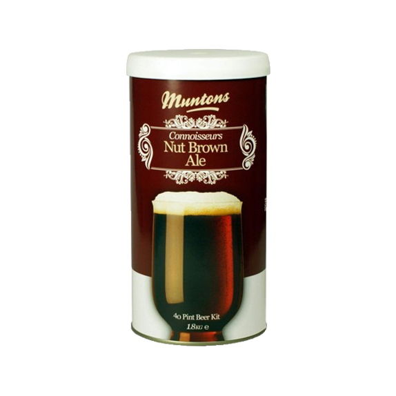 Muntons Connoisseurs Nut Brown Ale