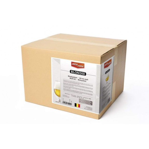 kit de malt Brewferm Blondie