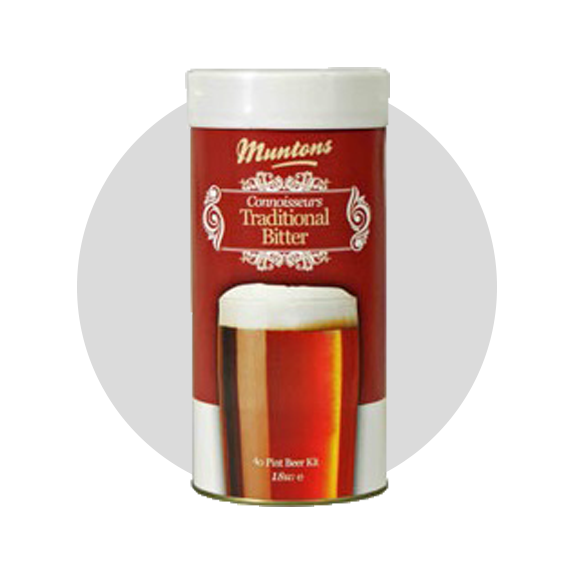 Muntons Connoisseurs Traditional Bitter