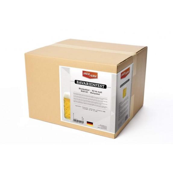 kit de malt Brewferm bavarienfest
