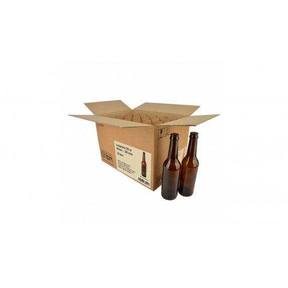 Bouteillede bière longneck 50cl
