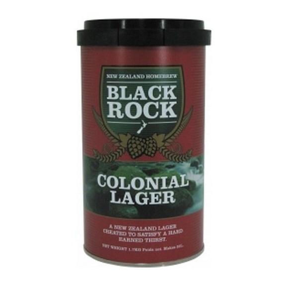 Kit Bière Black Rock Colonial Lager